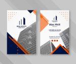 Tarjetas de presentacion inmobiliaria