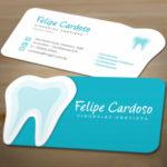 Tarjetas de presentacion para dentistas