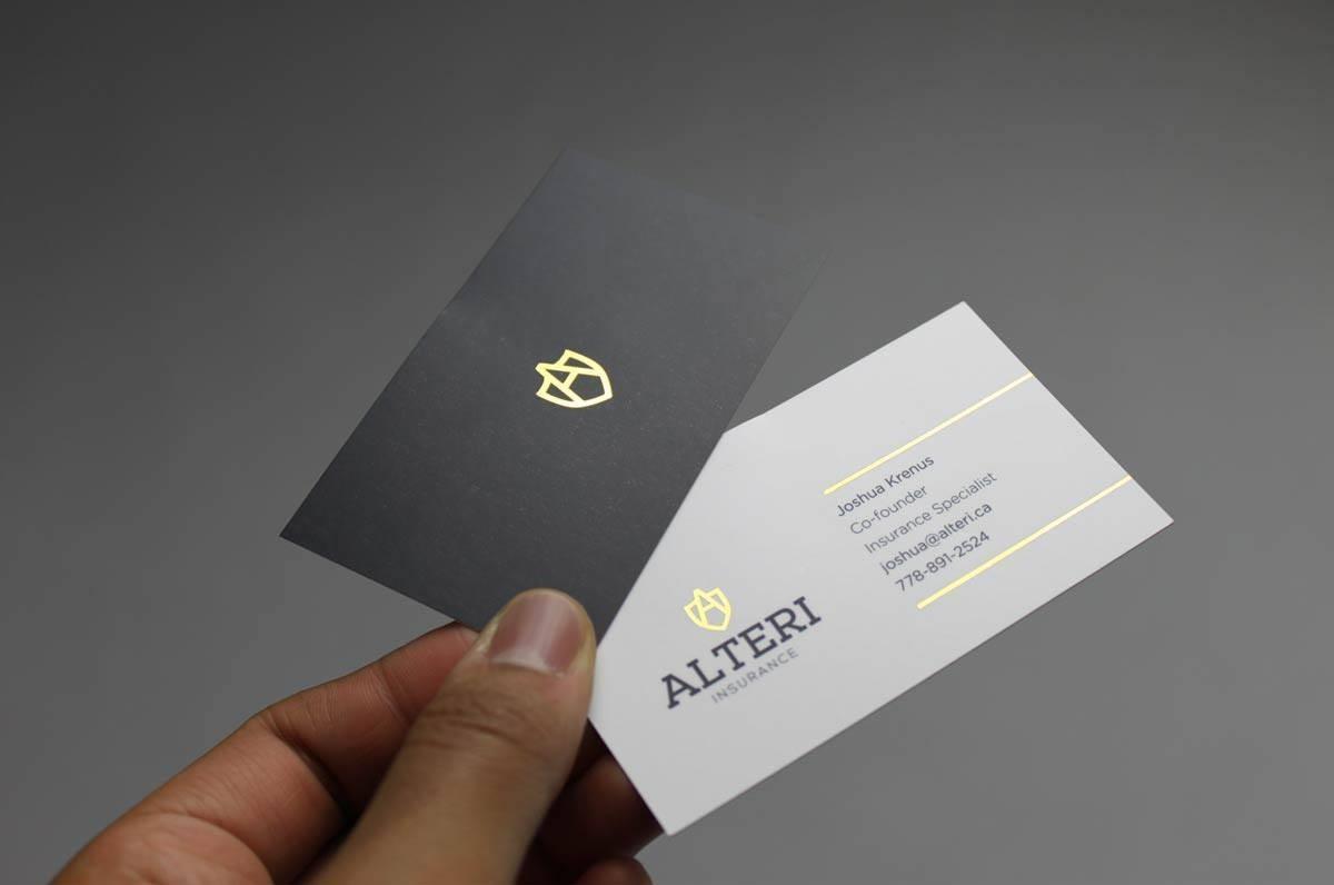 5000 tarjetas de visita, Imprimir 5000 tarjetas de visita