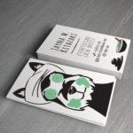 Papelería corporativa tarjetas