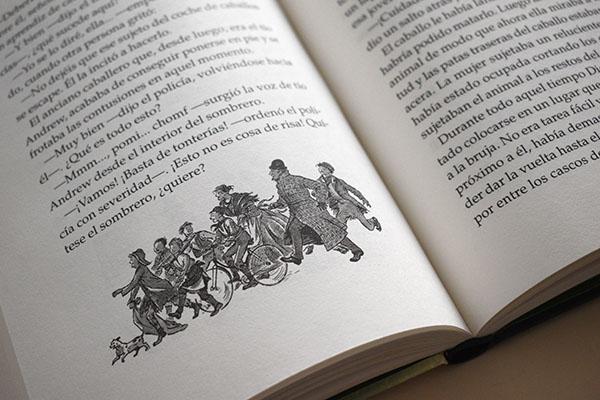 Trama de libros de fantasías publicados