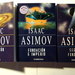 Imprimir trilogía libros
