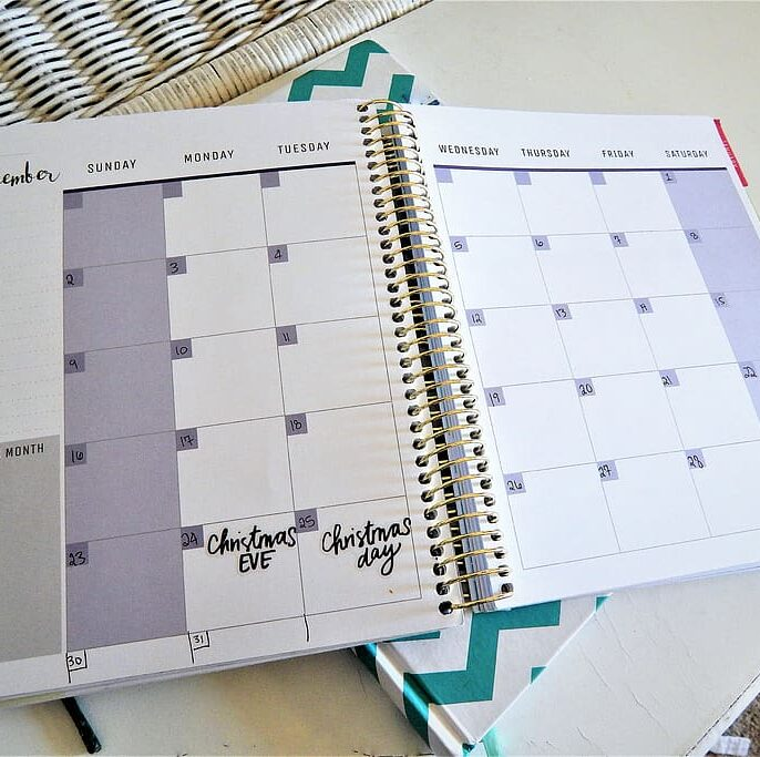 agendas y planificadores
