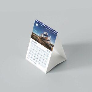 Imprimir calendarios de sobremesa
