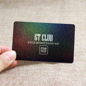 Carnets de socio completamente personalizados para negocios y asociaciones.