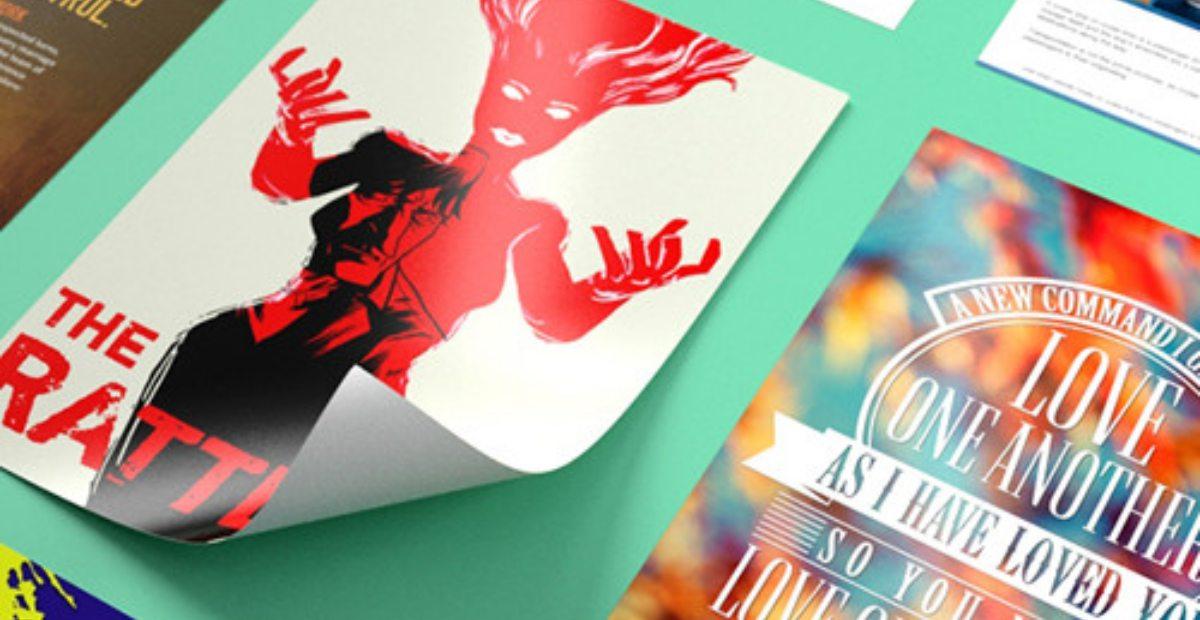 carteles A3 personalizados