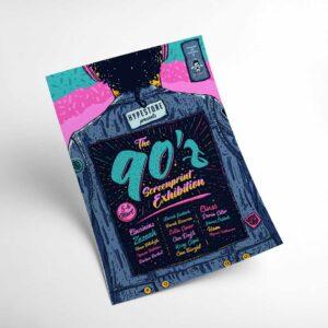 Carteles para eventos. Fabricados en material de alta calidad y la mejor calidad de impresión.