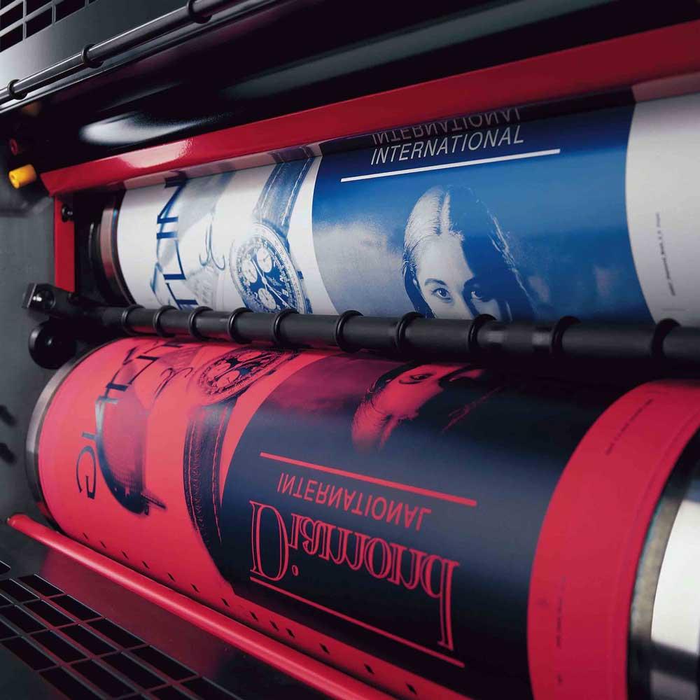 Diferencias entre la impresión digital y offset.