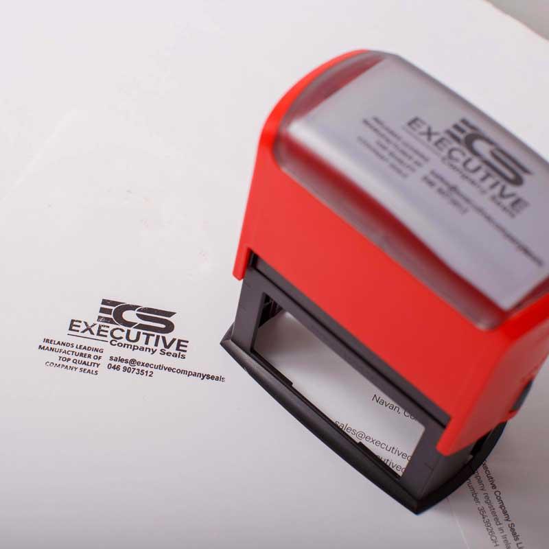 Empresa de sellos personalizados de alta calidad para negocios.