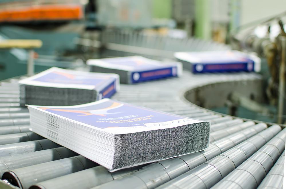 Fabrica de libros para empresas, profesionales, autores y negocios.