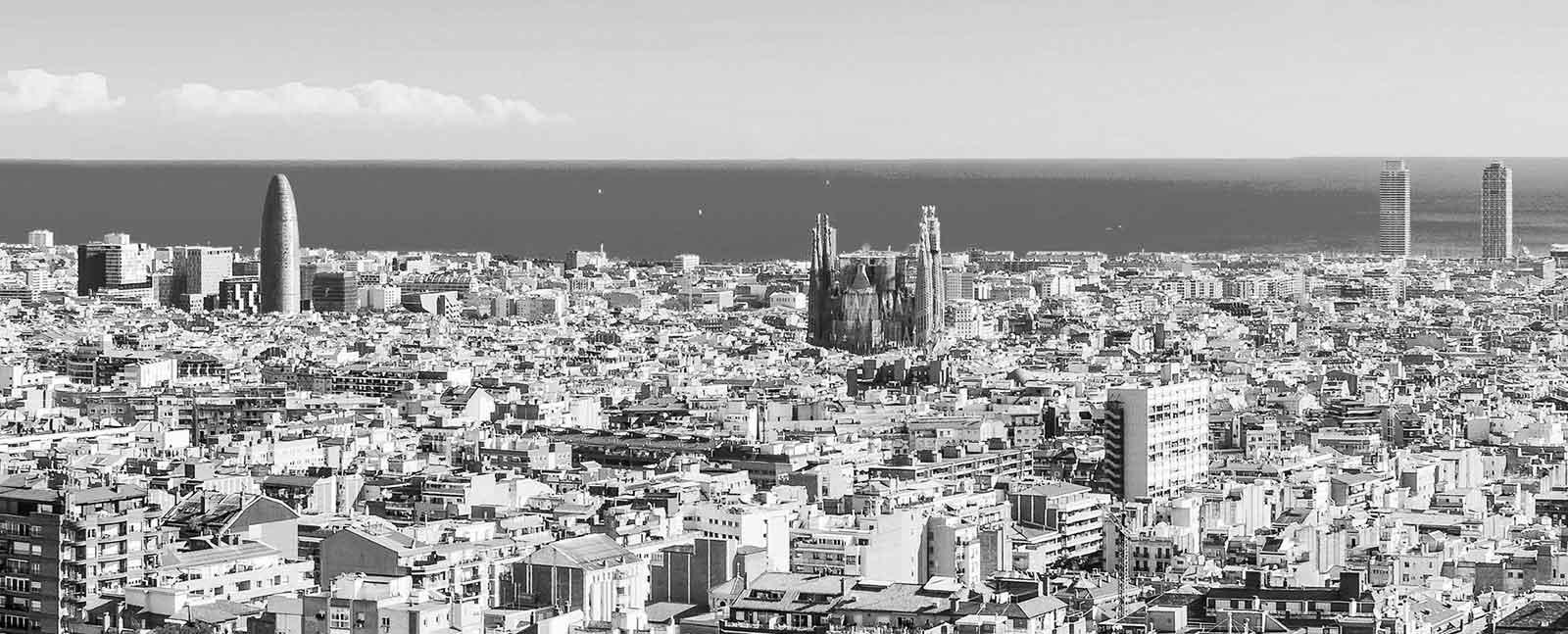 Diseño gráfico y productos de imprenta de calidad para Barcelona capital.