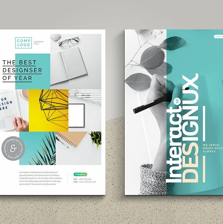 Imprenta de flyers de alta calidad para empresas, profesionales y negocios.