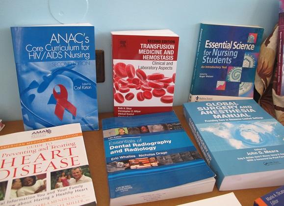 Imprenta de libros médicos para empresas, editoriales, autores y negocios.