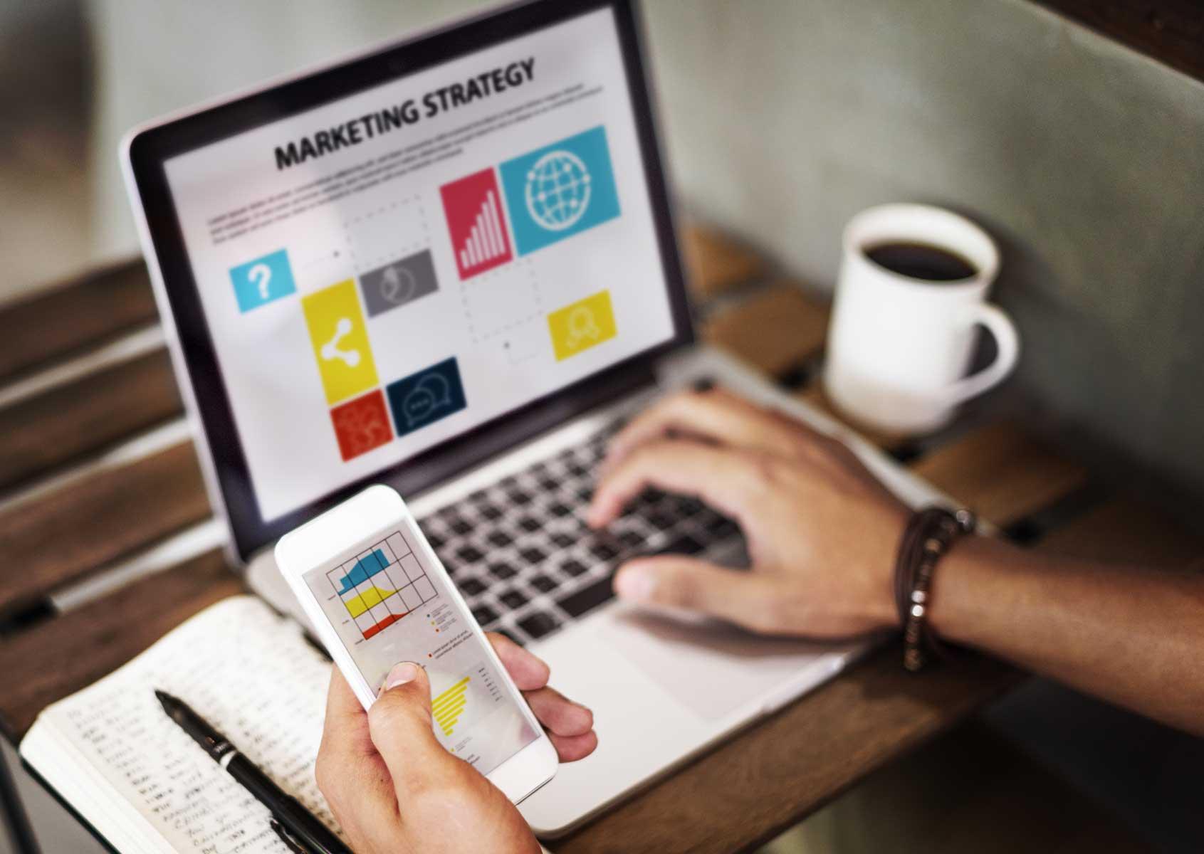 Imprenta de marketing para profesionales, negocios, empresas y organismos.