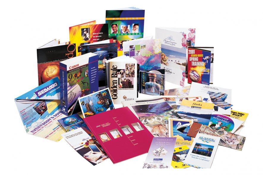 Impresión comercial de alta calidad para empresas, profesionales y organizaciones.