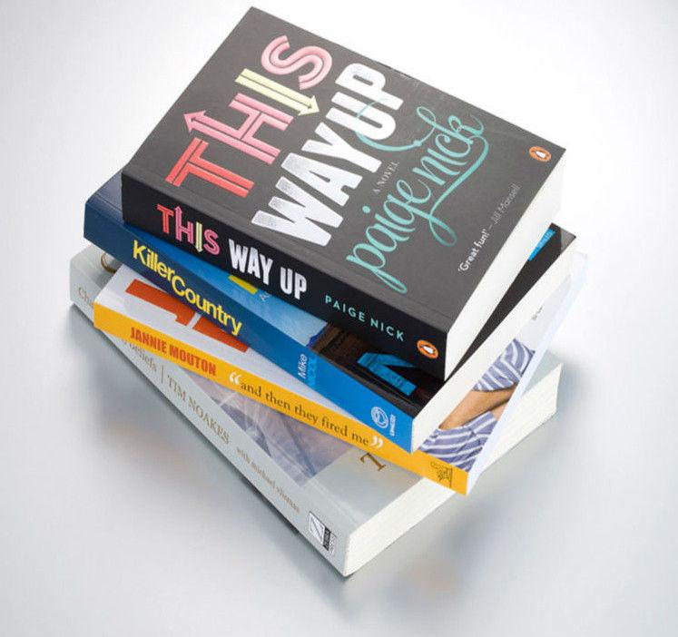Impresión de libros en tiradas cortas para empresas, autores, editoriales y organismos.
