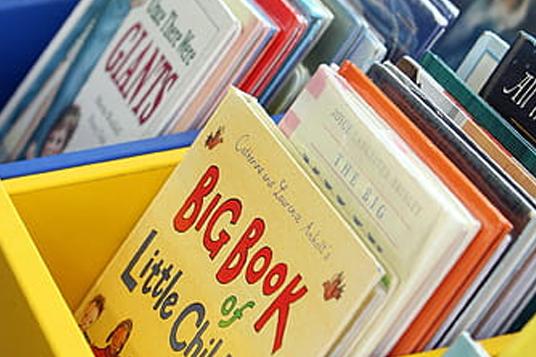 Imprimir libros infantiles especiales para niños