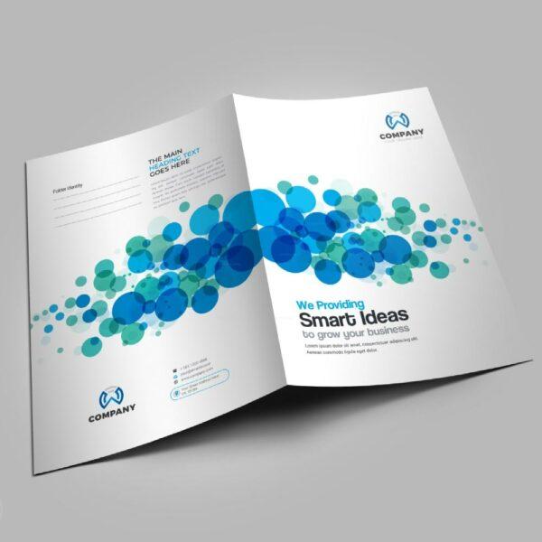 Imprimir subcarpetas personalizadas para profesionales y empresas que quieren hacer crecer su negocio.