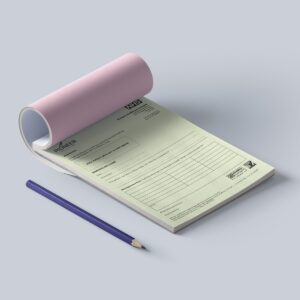 imprimir talonarios de facturas