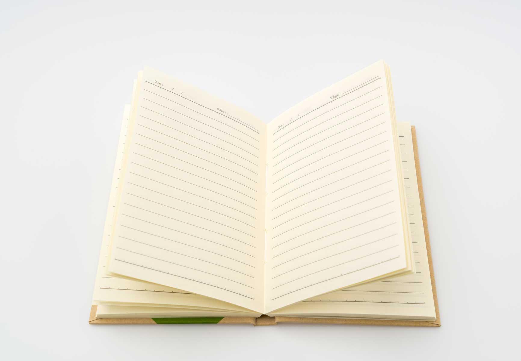 Impresión de libros de papel reciclado para empresas, profesionales, editoriales y autores.