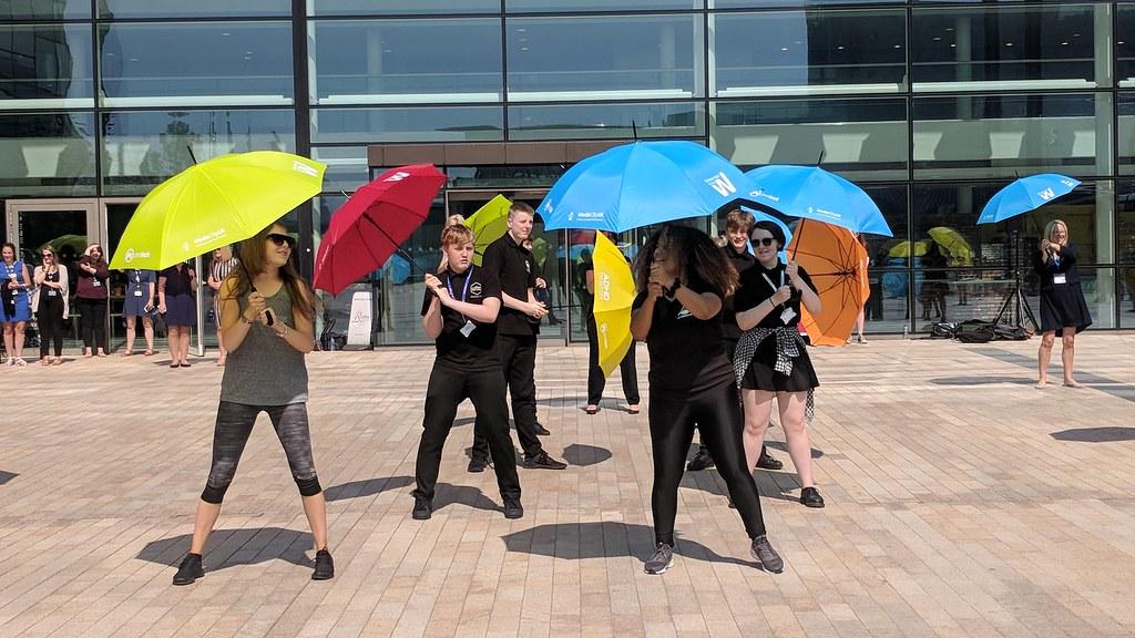 marketing paraguas personalizados
