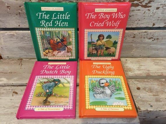 mini libros infantiles