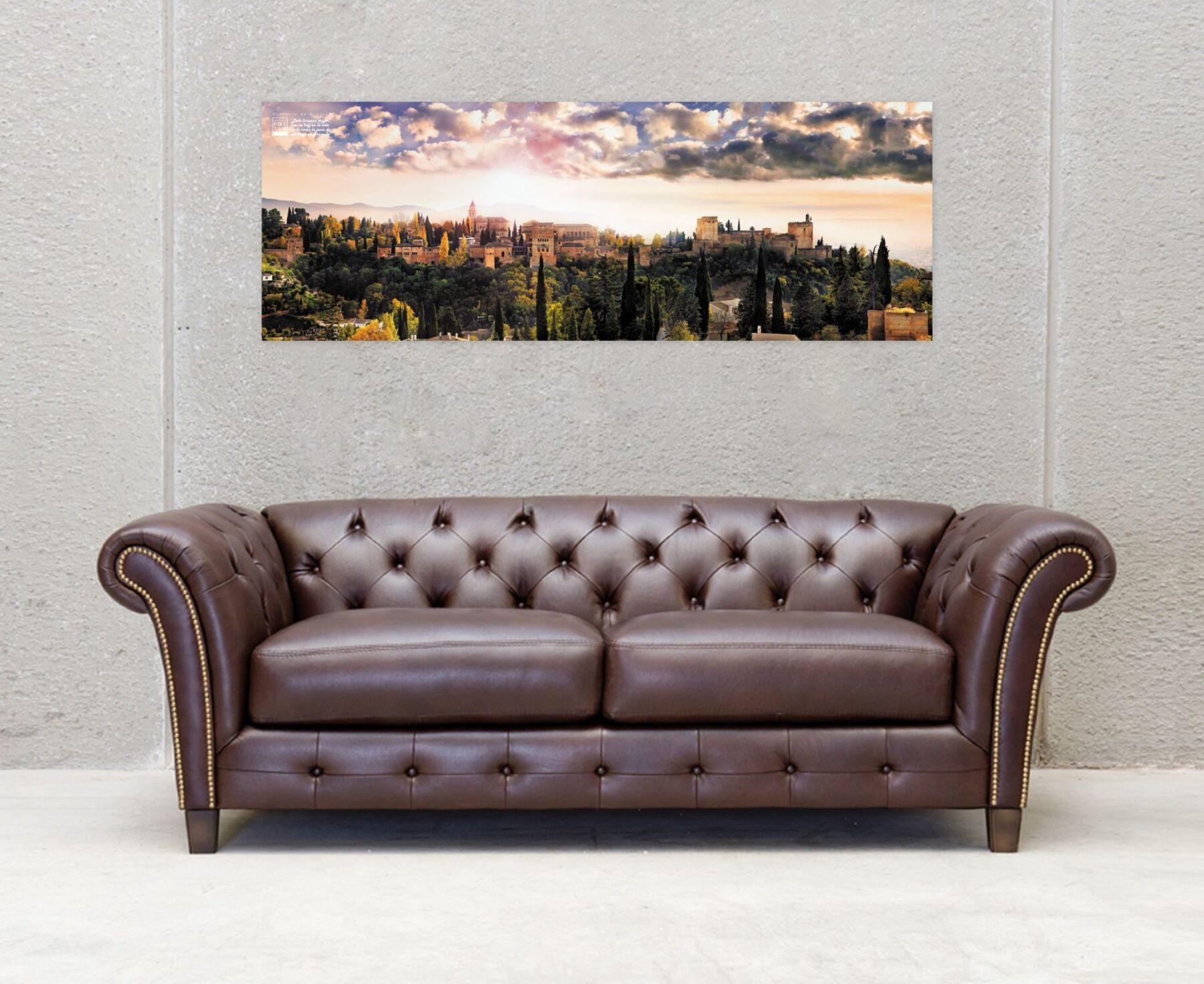 muestra alhambra poster apaisado