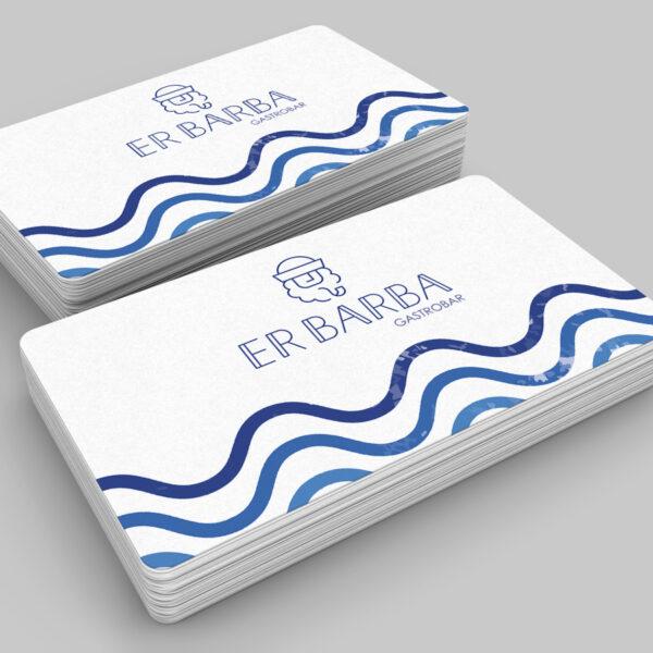 tarjetas de visita restaurante