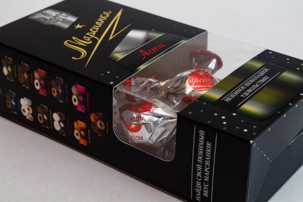 imprimir packaging chocolate