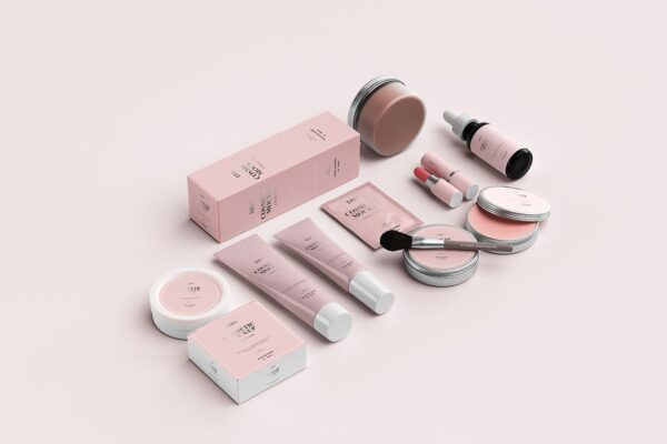 packaging cosmeticos
