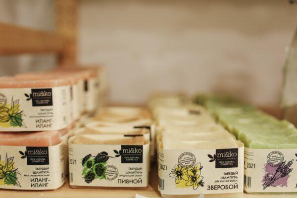 packaging jabones