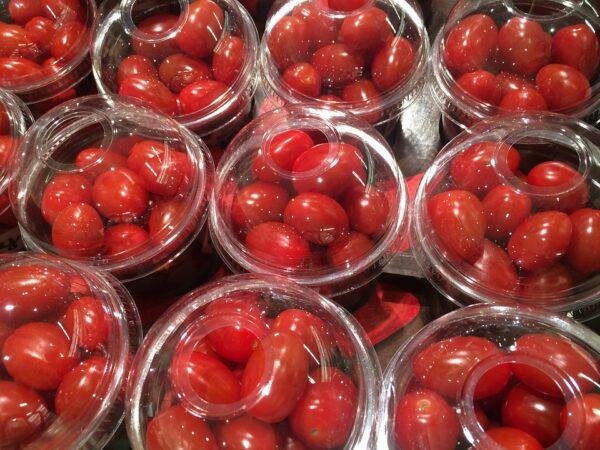 packaging de fruta