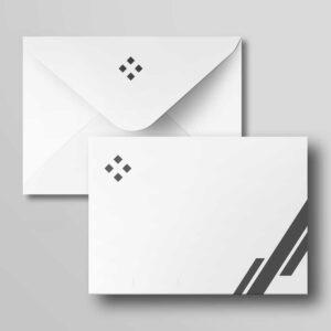 Sobres C5 impresos personalizados con logotipo para empresas y negocios.