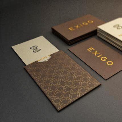 Guarda tarjetas de alta calidad, para guardar tarjetas de visita.