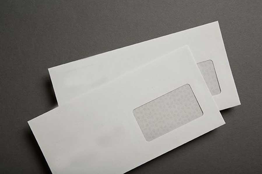 Sobres reciclados impresos personalizados, de calidad, para profesionales, organismos y empresas.