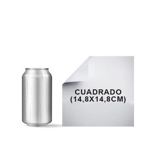 Cuadrado (14,8x14,8cm)