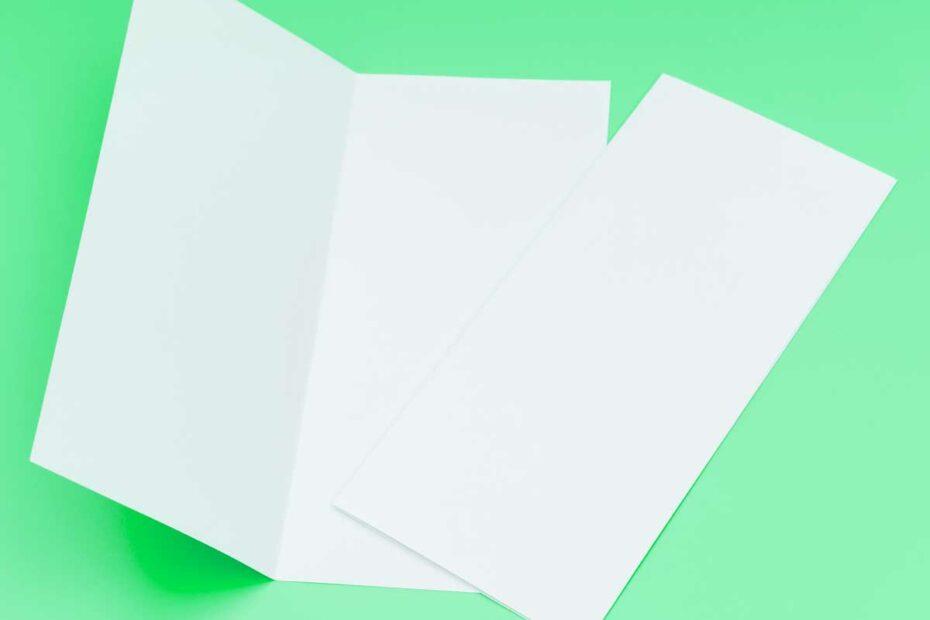Tamaños de papel más utilizados en imprenta y en el mundo de la impresión.