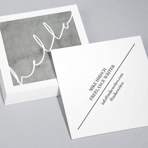 imprimir tarjetas cuadradas