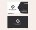tarjetas de inmobiliaria diseño