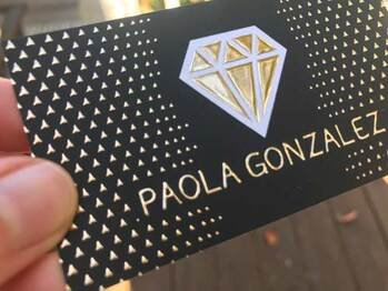 tarjetas de presentacion agente inmobiliaria