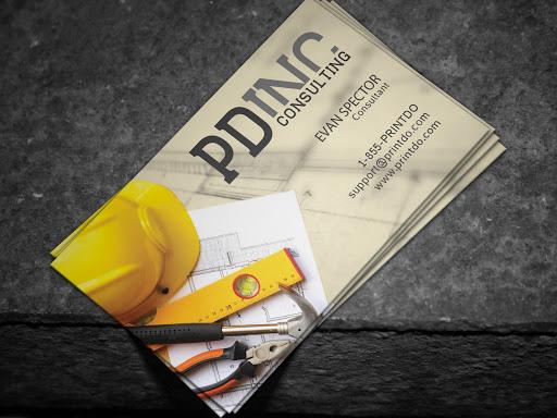 tarjetas de presentación ingeniero