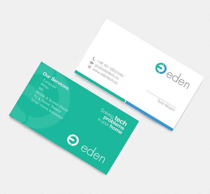 tarjetas de visita informatica