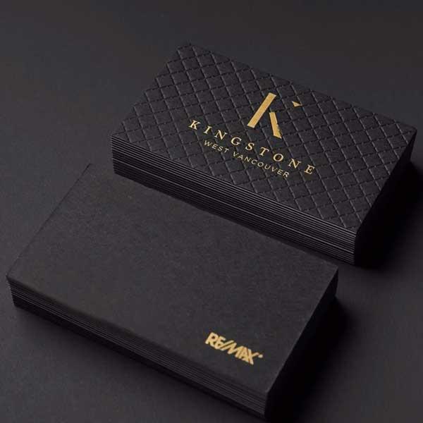 Tarjetas de visitas personalizadas para empresas, negocios y profesionales.