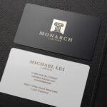 tarjetas presentacion abogado