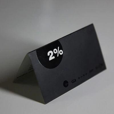 Imprima sus tarjetas personalizadas transparentes o metálicas. Usamos las mejores calidades para nuestros productos, Diseño y envío GRATIS.